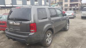Honda Pilot 2009 Gray | Cars for sale in Lagos State, Apapa