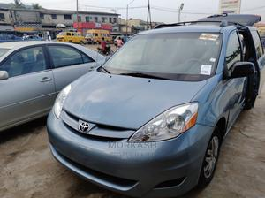 Toyota Sienna 2007 LE 4WD Blue | Cars for sale in Lagos State, Isolo
