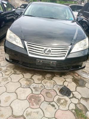 Lexus ES 2011 350 Black   Cars for sale in Lagos State, Ajah