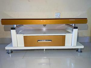 Beautiful New Standard Quality Tv Stand | Furniture for sale in Lagos State, Abule Egba