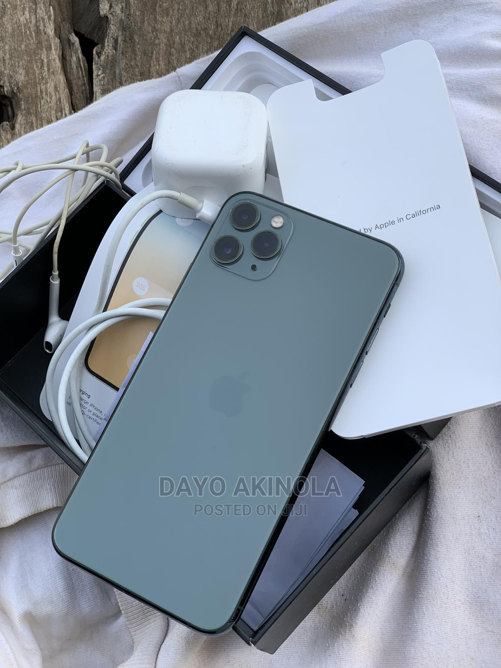 Apple iPhone 11 Pro Max 64 GB Gray   Mobile Phones for sale in Asokoro, Abuja (FCT) State, Nigeria