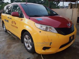 Toyota Sienna 2013 LE AWD 7-Passenger Red | Cars for sale in Lagos State, Ikeja