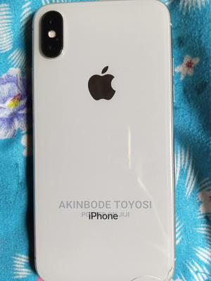 Apple iPhone X 64 GB White   Mobile Phones for sale in Lagos State, Ikotun/Igando
