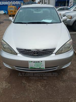 Toyota Camry 2003 Silver | Cars for sale in Lagos State, Ejigbo