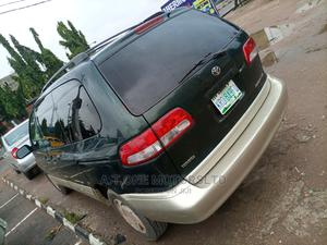 Toyota Sienna 2000 LE & 1 Hatch Green | Cars for sale in Lagos State, Ejigbo