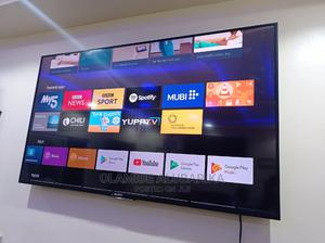 Sony 55inch KD55X8509C 4k Ultra HD Android Smart 3D LED TV | TV & DVD Equipment for sale in Lagos State, Ojo