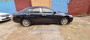 Honda Accord 2004 Sedan EX Black   Cars for sale in Lagos State, Ojodu
