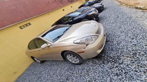 Lexus ES 2004 330 Sedan Gold | Cars for sale in Lagos State, Ojodu