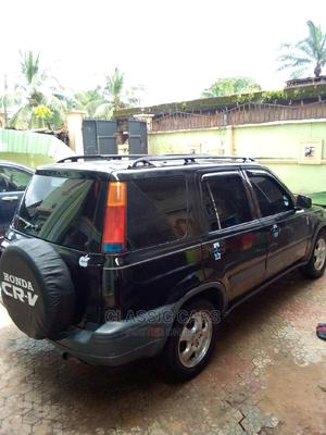 Honda CR-V 2000 2.0 4WD Automatic Black   Cars for sale in Anambra State, Nnewi