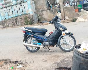 Haojue HJ110-2C 2017 Blue | Motorcycles & Scooters for sale in Lagos State, Agege