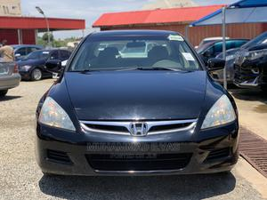 Honda Accord 2006 Black | Cars for sale in Abuja (FCT) State, Jahi
