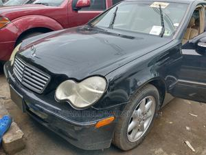 Mercedes-Benz C240 2004 Black | Cars for sale in Lagos State, Ikeja