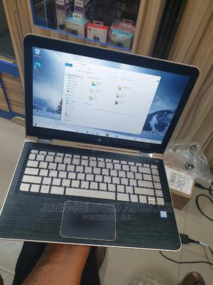 Laptop HP Pavilion 13 X360 8GB Intel Core I5 SSD 128GB   Laptops & Computers for sale in Lagos State, Ajah