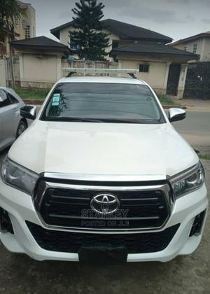 Toyota Hilux 2020 White   Cars for sale in Lagos State, Magodo