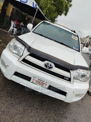 Toyota 4-Runner 2007 Limited V8 White   Cars for sale in Lagos State, Amuwo-Odofin