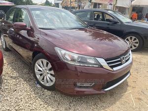 Honda Accord 2013 Red | Cars for sale in Abuja (FCT) State, Garki 2