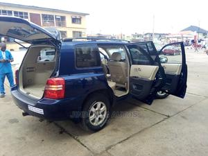 Toyota Highlander 2001 Blue | Cars for sale in Oyo State, Ibadan