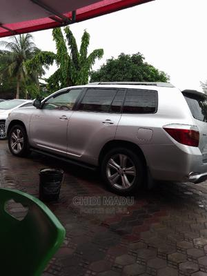 Toyota Highlander 2008 Silver   Cars for sale in Lagos State, Amuwo-Odofin