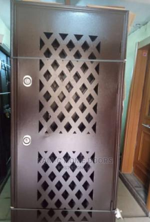 4ft Buglary Proof Double Door | Doors for sale in Lagos State, Orile