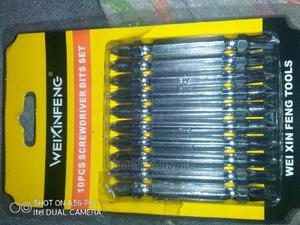 10pcs of Screw Driver Bit Set   Hand Tools for sale in Lagos State, Lagos Island (Eko)
