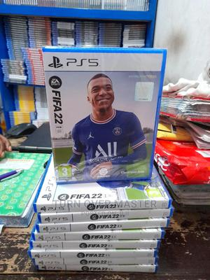Ps5 Fifa22 | Video Games for sale in Lagos State, Ikeja