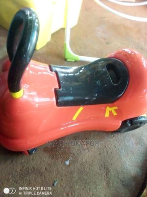 Children Car and Activity Walker. | Toys for sale in Akwa Ibom State, Uyo