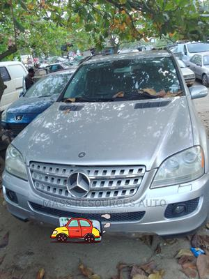 Mercedes-Benz M Class 2006 Gray   Cars for sale in Lagos State, Amuwo-Odofin