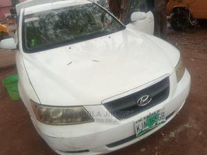 Hyundai Sonata 2006 White | Cars for sale in Lagos State, Egbe Idimu