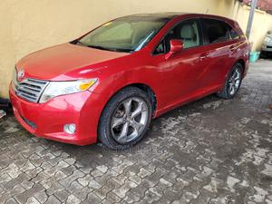 Toyota Venza 2010 Red   Cars for sale in Lagos State, Surulere