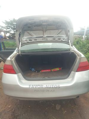 Honda Accord 2007 2.4 Exec Silver | Cars for sale in Lagos State, Alimosho
