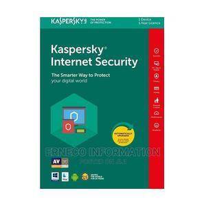 Kaspersky Internet Security 1 User | Software for sale in Lagos State, Ikeja