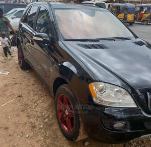 Mercedes-Benz M Class 2008 ML 350 4Matic Black | Cars for sale in Anambra State, Onitsha