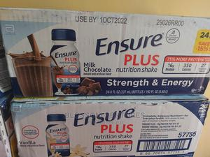 Ensure Plus Nutrition Shake   Vitamins & Supplements for sale in Lagos State, Isolo