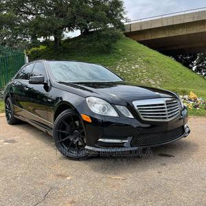 Mercedes-Benz E350 2012 Black | Cars for sale in Abuja (FCT) State, Asokoro