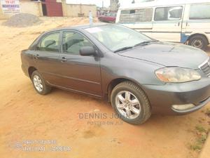 Toyota Corolla 2005 Gray | Cars for sale in Ogun State, Sagamu