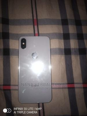 Apple iPhone X 64 GB Silver   Mobile Phones for sale in Abuja (FCT) State, Jahi