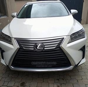 Lexus RX 2018 350 AWD White | Cars for sale in Lagos State, Alimosho