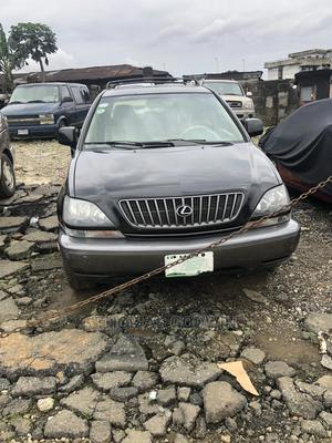 Lexus RX 2001 Black   Cars for sale in Rivers State, Port-Harcourt