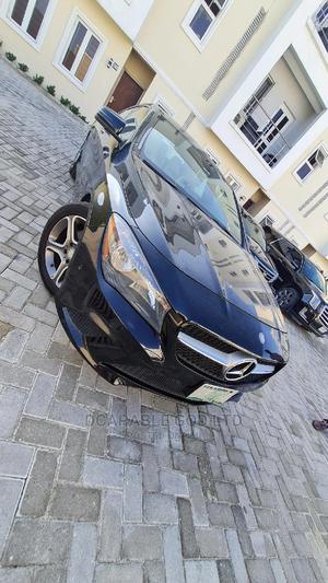 Mercedes-Benz CLA-Class 2014 Black | Cars for sale in Lagos State, Ojodu