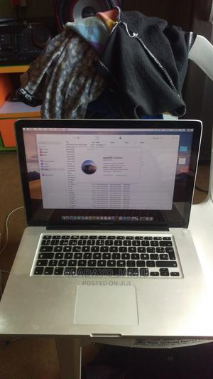 Laptop Apple MacBook Pro 4GB Intel Core 2 Duo SSD 128GB | Laptops & Computers for sale in Lagos State, Maryland