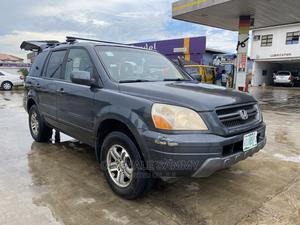 Honda Pilot 2004 Gray | Cars for sale in Lagos State, Ifako-Ijaiye