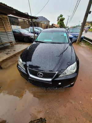 Lexus IS 2007 Black   Cars for sale in Lagos State, Abule Egba