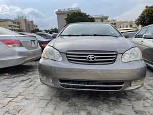 Toyota Corolla 2003 Gray   Cars for sale in Abuja (FCT) State, Central Business District
