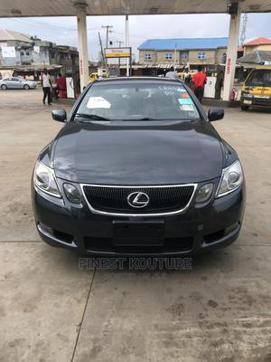 Lexus GS 2007 350 4WD Black | Cars for sale in Lagos State, Ikotun/Igando