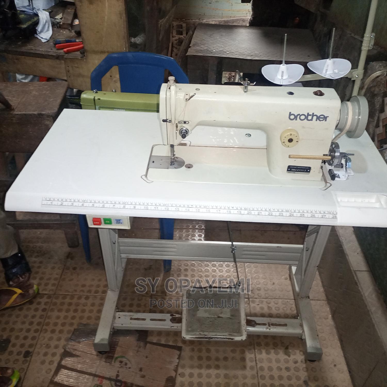 Brother Industrial Straight Machine | Home Appliances for sale in Lagos Island (Eko), Lagos State, Nigeria