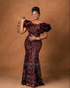 Turkey Sequence Gown   Clothing for sale in Lagos State, Ejigbo