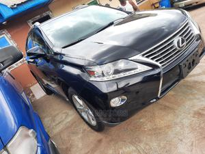 Lexus RX 2014 350 AWD Black | Cars for sale in Oyo State, Oluyole