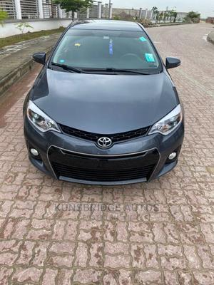 Toyota Corolla 2014 Gray   Cars for sale in Lagos State, Agege