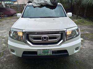 Honda Pilot 2011 White | Cars for sale in Rivers State, Port-Harcourt