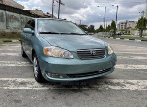 Toyota Corolla 2003 Sedan Automatic Teal | Cars for sale in Rivers State, Bonny